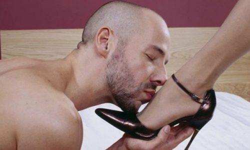 3. Fetichismo de pies